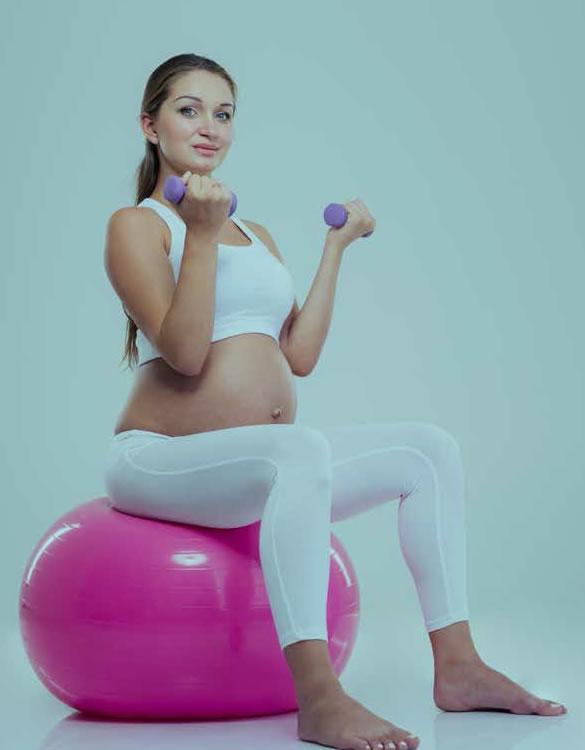 MMC Fisiocenter terapias embarazadas