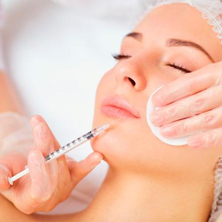 Inyecciones de ácido hialurónico para rejuevenecimiento facial. mmcfisiocenter.com